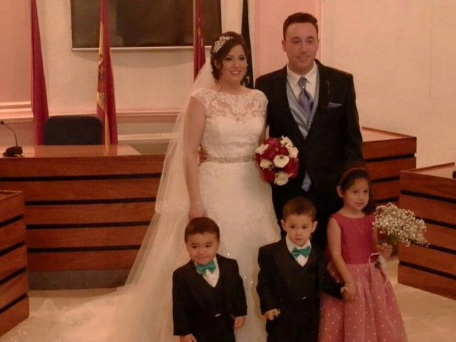 La boda de Jonatan  y Mara en Alcantarilla, Murcia 8