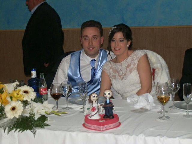La boda de Jonatan  y Mara en Alcantarilla, Murcia 9