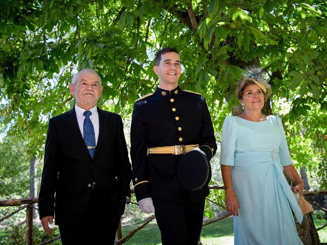 La boda de Jorge y Alba en Nuevalos, Zaragoza 14
