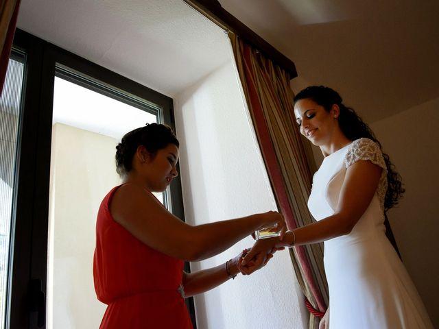 La boda de Jorge y Alba en Nuevalos, Zaragoza 25