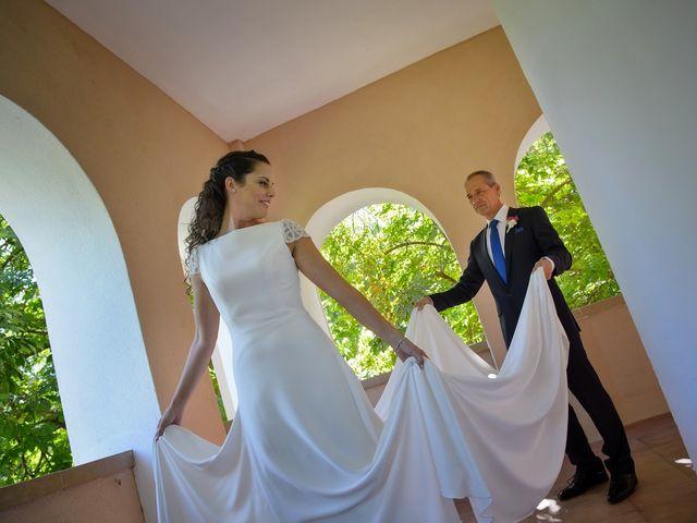 La boda de Jorge y Alba en Nuevalos, Zaragoza 31