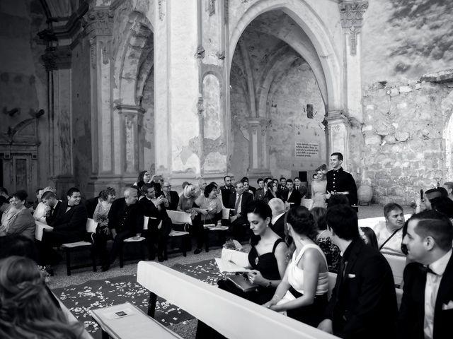 La boda de Jorge y Alba en Nuevalos, Zaragoza 34
