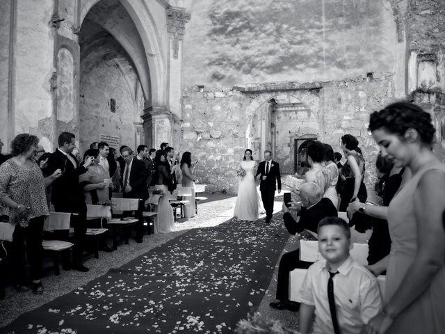 La boda de Jorge y Alba en Nuevalos, Zaragoza 35