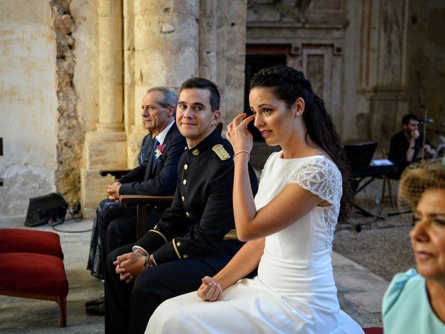 La boda de Jorge y Alba en Nuevalos, Zaragoza 38