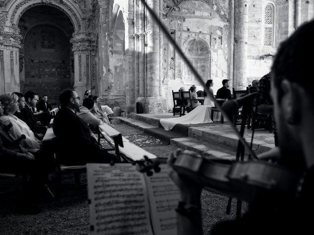 La boda de Jorge y Alba en Nuevalos, Zaragoza 42