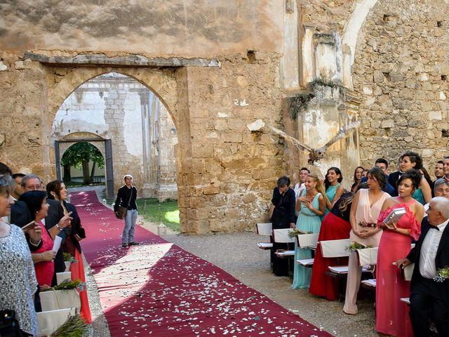 La boda de Jorge y Alba en Nuevalos, Zaragoza 45