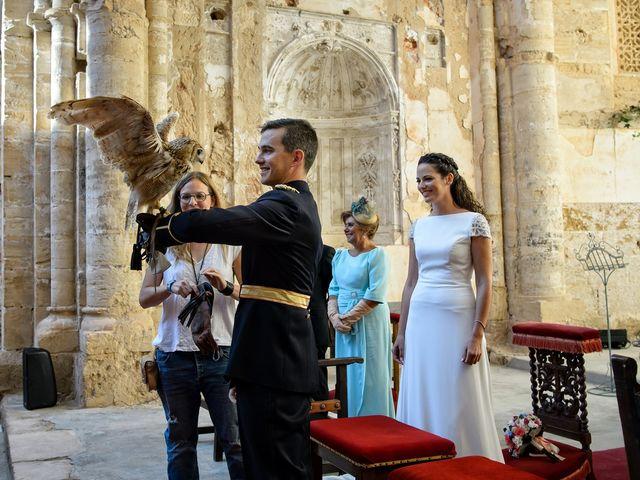 La boda de Jorge y Alba en Nuevalos, Zaragoza 46