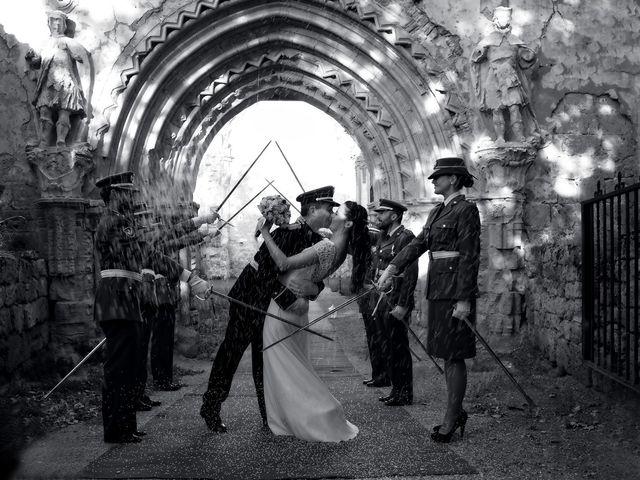 La boda de Jorge y Alba en Nuevalos, Zaragoza 48