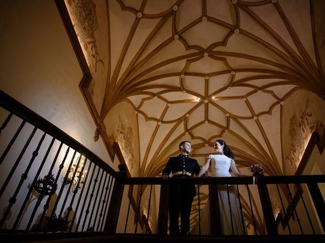 La boda de Jorge y Alba en Nuevalos, Zaragoza 56