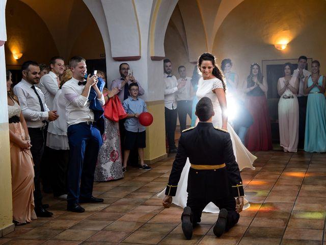 La boda de Jorge y Alba en Nuevalos, Zaragoza 79