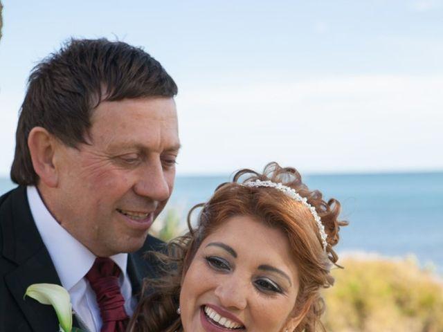 La boda de Maritza y Hanspeter en Torrevieja, Alicante 5