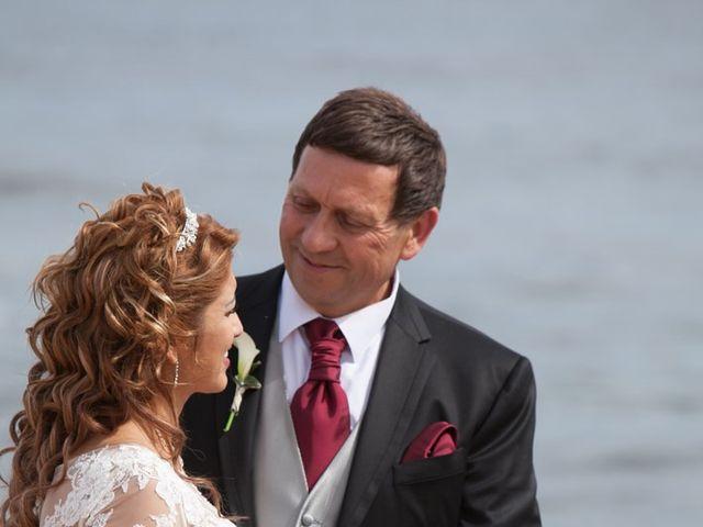 La boda de Maritza y Hanspeter en Torrevieja, Alicante 8