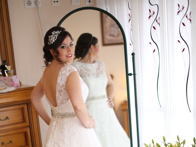 La boda de Jonatan  y Mara en Alcantarilla, Murcia 17