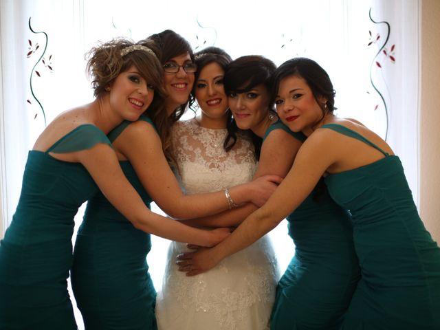 La boda de Jonatan  y Mara en Alcantarilla, Murcia 19