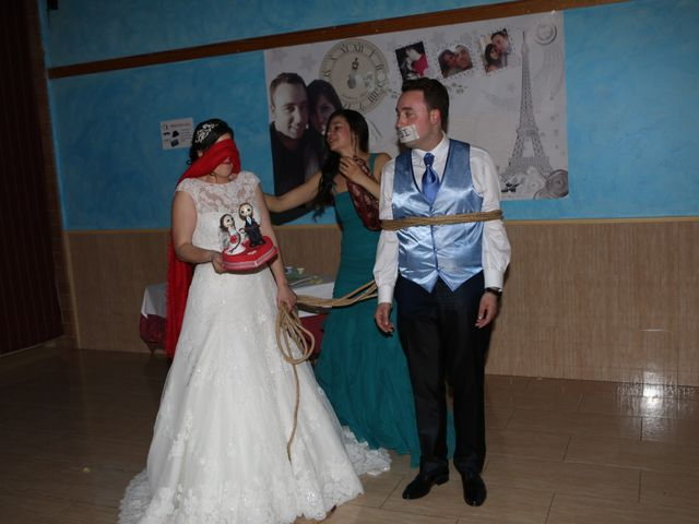 La boda de Jonatan  y Mara en Alcantarilla, Murcia 20