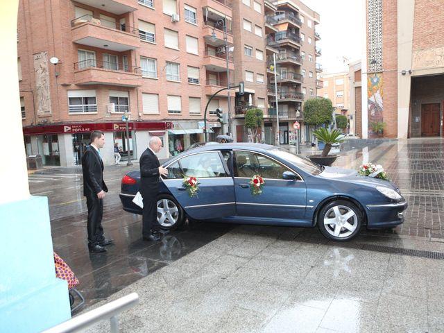 La boda de Jonatan  y Mara en Alcantarilla, Murcia 24