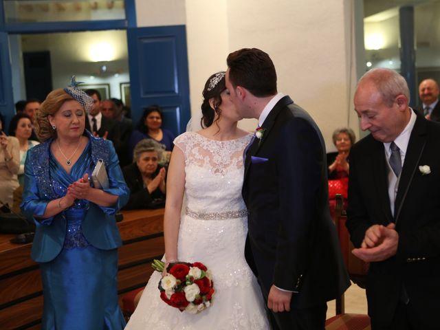 La boda de Jonatan  y Mara en Alcantarilla, Murcia 27