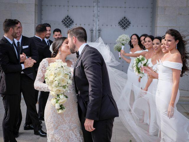 La boda de Eric y Liyipsi en Sant Feliu De Codines, Barcelona 9