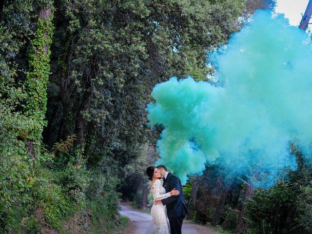 La boda de Eric y Liyipsi en Sant Feliu De Codines, Barcelona 10