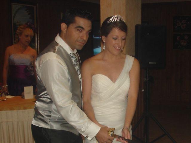 La boda de José Manuel y Estela