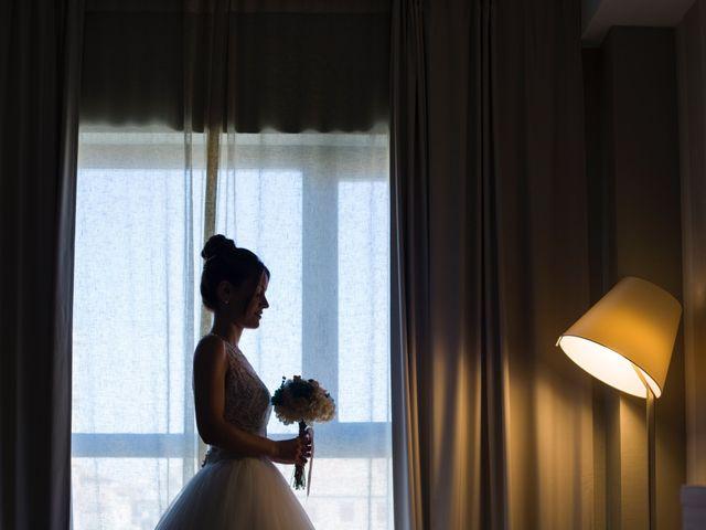 La boda de David y Elisabet en Zaragoza, Zaragoza 20