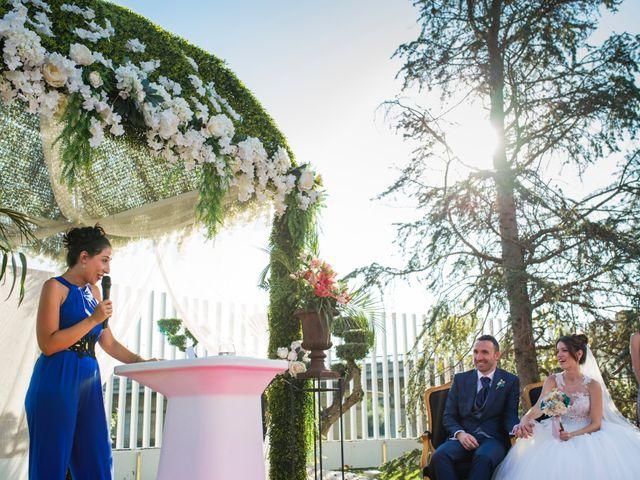 La boda de David y Elisabet en Zaragoza, Zaragoza 30