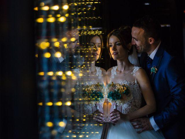 La boda de David y Elisabet en Zaragoza, Zaragoza 34