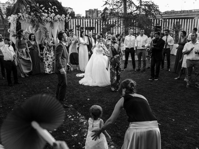 La boda de David y Elisabet en Zaragoza, Zaragoza 38