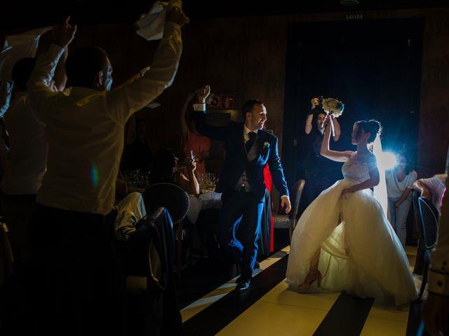 La boda de David y Elisabet en Zaragoza, Zaragoza 40