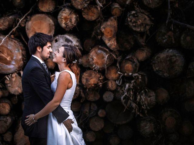 La boda de Maite y Alain