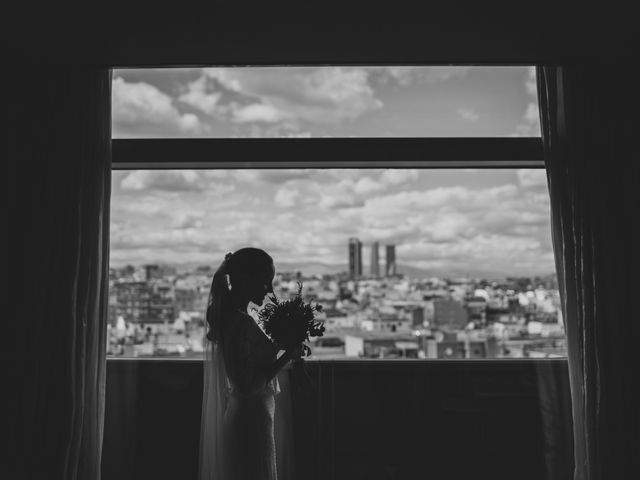 La boda de Daniel y Silvia en Rivas-vaciamadrid, Madrid 36