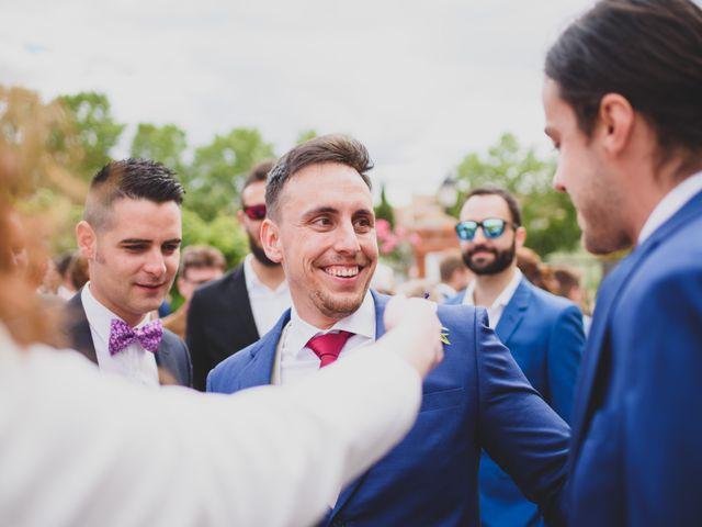 La boda de Daniel y Silvia en Rivas-vaciamadrid, Madrid 42