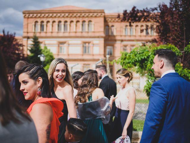 La boda de Daniel y Silvia en Rivas-vaciamadrid, Madrid 43