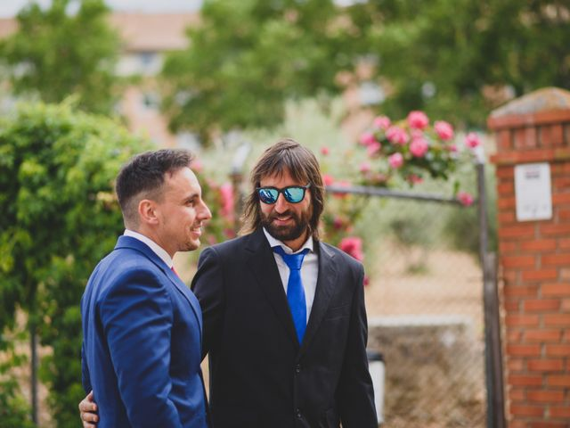 La boda de Daniel y Silvia en Rivas-vaciamadrid, Madrid 45