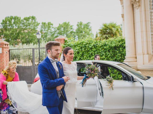 La boda de Daniel y Silvia en Rivas-vaciamadrid, Madrid 51