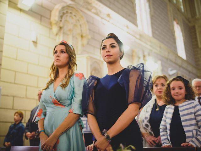 La boda de Daniel y Silvia en Rivas-vaciamadrid, Madrid 69