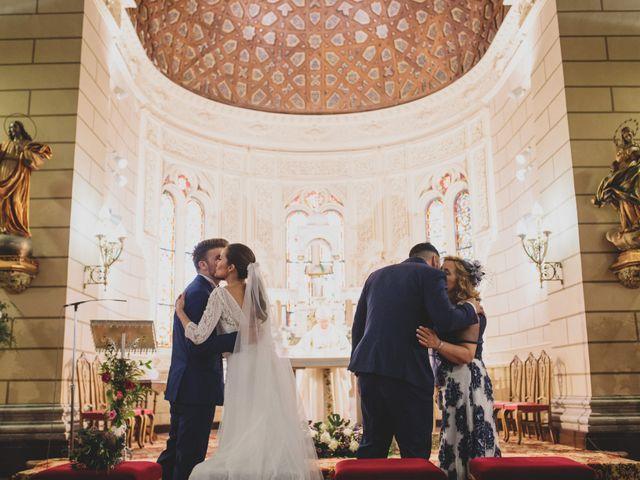 La boda de Daniel y Silvia en Rivas-vaciamadrid, Madrid 70
