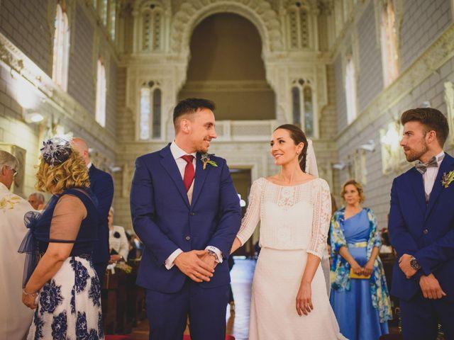 La boda de Daniel y Silvia en Rivas-vaciamadrid, Madrid 71