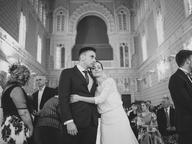 La boda de Daniel y Silvia en Rivas-vaciamadrid, Madrid 72
