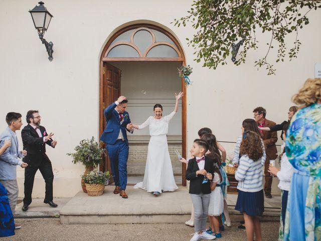 La boda de Daniel y Silvia en Rivas-vaciamadrid, Madrid 75