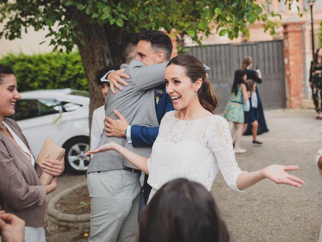 La boda de Daniel y Silvia en Rivas-vaciamadrid, Madrid 87