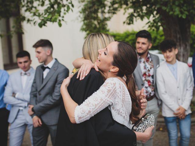 La boda de Daniel y Silvia en Rivas-vaciamadrid, Madrid 88