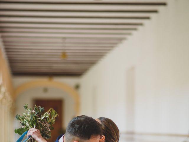 La boda de Daniel y Silvia en Rivas-vaciamadrid, Madrid 106