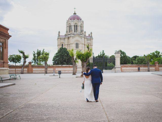 La boda de Daniel y Silvia en Rivas-vaciamadrid, Madrid 110