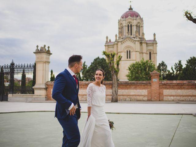 La boda de Daniel y Silvia en Rivas-vaciamadrid, Madrid 111