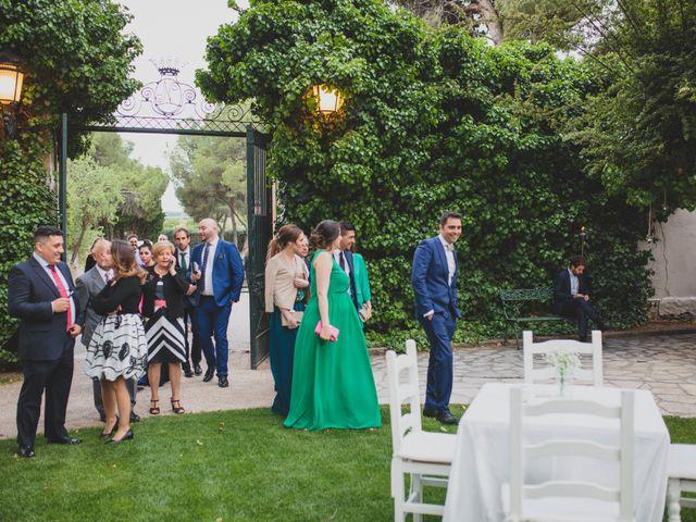 La boda de Daniel y Silvia en Rivas-vaciamadrid, Madrid 116
