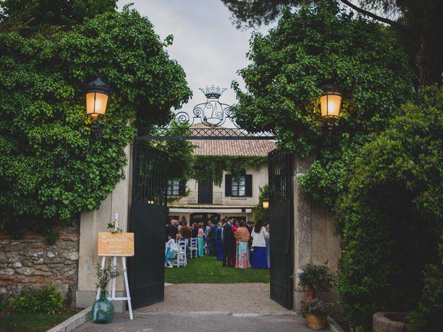 La boda de Daniel y Silvia en Rivas-vaciamadrid, Madrid 121