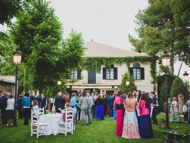 La boda de Daniel y Silvia en Rivas-vaciamadrid, Madrid 123
