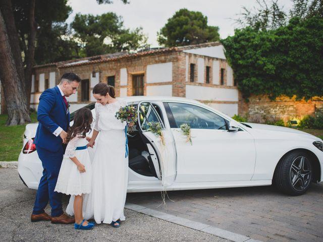 La boda de Daniel y Silvia en Rivas-vaciamadrid, Madrid 127