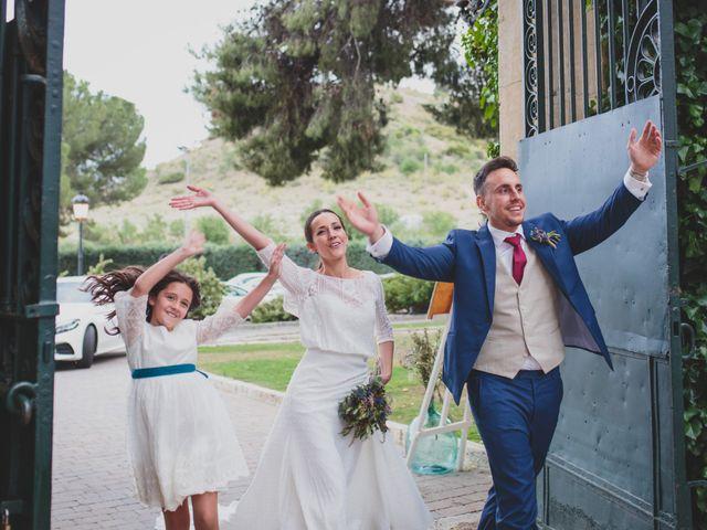 La boda de Daniel y Silvia en Rivas-vaciamadrid, Madrid 128